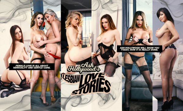 Lifeselector - Tanya Tate, Samantha Bentley, Lexi Lowe, Ash_Hollywood, Subil Arch, Stella Cox, Cassidy Banks - Ash Hollywood's Lesbian Love Stories