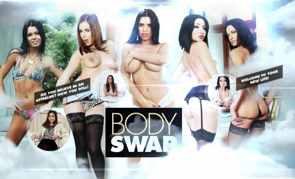 Lifeselector - Kira Queen, Sofia Like, Antonia Sainz, Linda Moretti, Rina Ellis - Body Swap