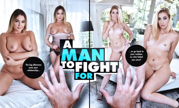 Lifeselector - Blaire Williams, Sierra Nicole - A Man To Fight For