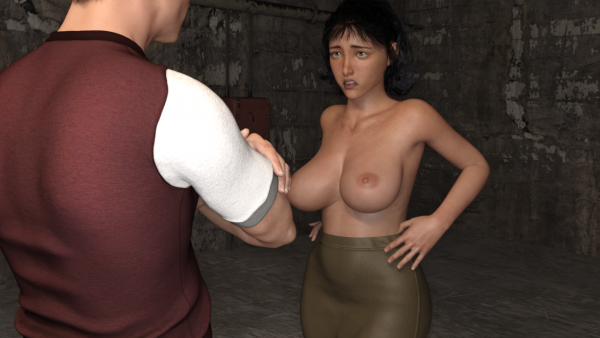 Blackmail Porn Game